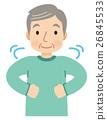 復健 康復 老人 26845533