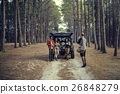 People Friendship Hangout Traveling Destination Camping Concept 26848279