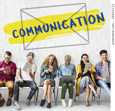 Mail Chat Communication Message Concept 26850122