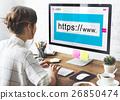 超文本传输协议 网络 互联网 26850474