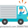 卡車 運匠 駕駛 26860768