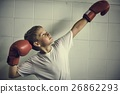 boxing, confidence, posing 26862293