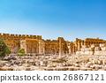 世界遗产巴勒贝克(黎巴嫩,贝卡高原) 26867121