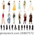 女性的時尚 26867572