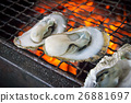烤牡蠣 26881697