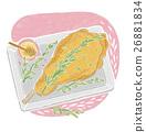 晚餐 盛宴 烧烤 26881834