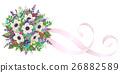 Romantic Bridal Bouquet 26882589