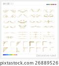 装饰边 框架 帧 26889526