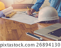Architect concept, Architects working 26894130