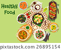 food cuisine vector 26895154