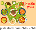 food cuisine vector 26895268