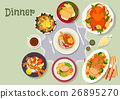 food, dinner, cuisine 26895270