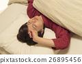 Sleepless women 26895456