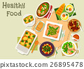 food dish vector 26895478