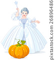魔术 仙子 女性 26896486