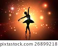 階段 芭蕾舞女 獨奏會 26899218