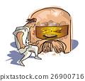 披薩 工匠 手工藝人 26900716