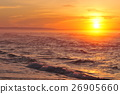 Sunset of the Sea of Okhotsk 26905660
