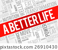 A Better Life word cloud 26910430