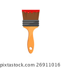 paint brush icon 26911016