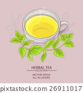 cup or peppermint tea 26911017