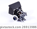 film camera on a white background 26913986
