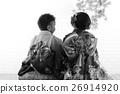 Shichigosan Photography Shoot Black and White 26914920