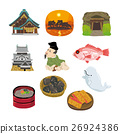 shimane, special product, vector 26924386