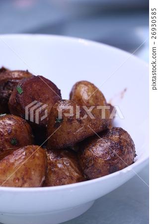 말린 감자 26930585