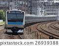 京滨东北线E233列车 26939388