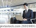 機場 商務人士 商人 26939891