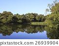 Pond at Omiya Park 26939904