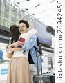 해외 여행, 재회, 커플 26942450