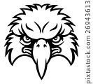 eagle, vector, bird 26943613