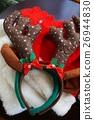คริสต์มาส,กวางเรนเดียร์,แอคเซสเซอรี 26944830