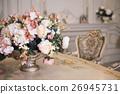 Luxury apartment, comfortable classic living room 26945731