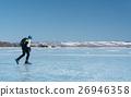 Norwegian hiking skates. 26946358