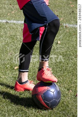 เด็กชายฟุตบอล 26948617
