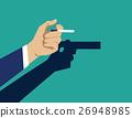 Smoking cigarette is self harm 26948985