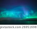 night, sky, aurora 26951698