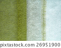 knitted green and grey mohair fabric 26951900