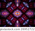 Abstract fractal image 26952722