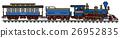 Classic american train 26952835