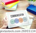 Communication Connection Conversation Dialog Concept 26955134
