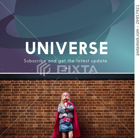 Planet Space Universe Star Concept 26957921