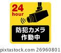 กล้องวงจรปิด,การป้องกันอาชญากรรม,กล้อง 26960801