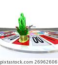 新年Kadomatsu佔據的輪盤賭 26962606