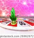 新年Kadomatsu佔據的輪盤賭 26962672