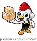 盒子 箱子 鸡 26965541