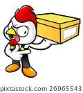 盒子 箱子 鸡 26965543